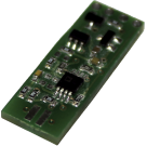 PAb photodiode preamplifier board